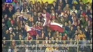 Benfica vence Chaves por 1-0 em 97/98