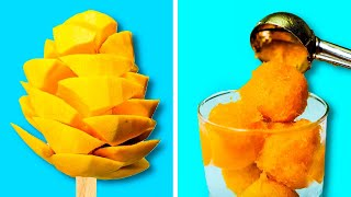 EXOTIC KITCHEN HACKS FOR EVERYONE  Smart Cooking Tips by 5-Minute Recipes!