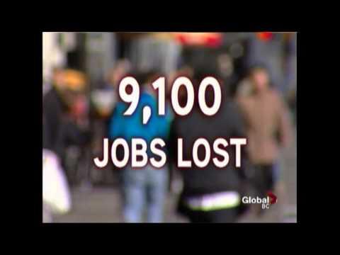 B.C. Economy is Weak