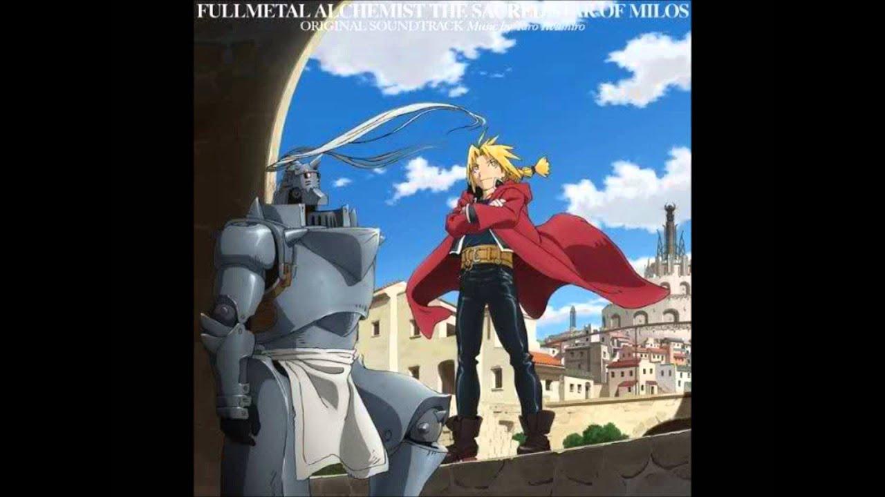 Fullmetal Alchemist Brotherhood Movie OST - At the End of ...