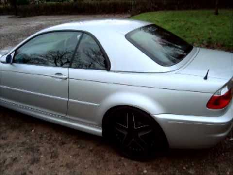 2005 Bmw M3 Convertible Hard Top Many Extras Youtube