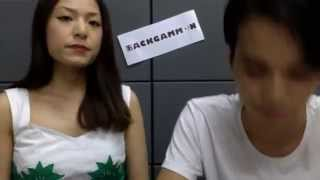 YUI CHANNEL VOL.111 feat. GOSHIN from BACKGAMMON 9/3 (WED) 2014