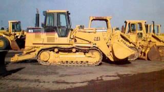 Caterpillar 973 Trackloader