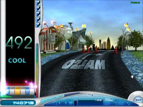 O2Jam - Until You Come Back - HX3.5 (Hard).wmv
