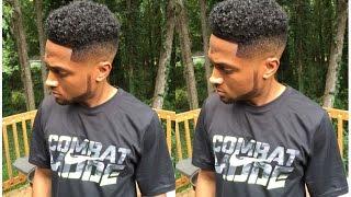 **Hair Routine For Curly MEN ***[BONUS VIDEO]