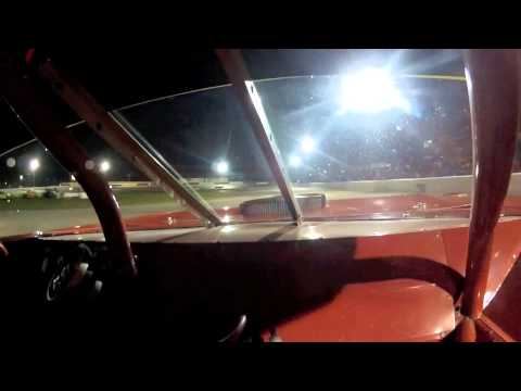 Midvale Speedway April 18th, 2015 Season Opener Late Model Feature Bubba Smith In-Car