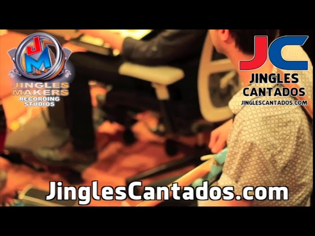 Jingles Cantados - Sample 14