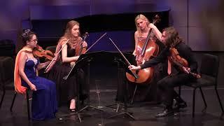 Alberto Ginastera: String Quartet No. 1, Op. 20