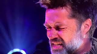 "Rufus Wainwright singing ""The Sword of Damocles."" 10-18-2018"