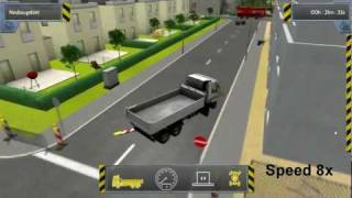 Bau Simulator 2012 (Mission 2) HD
