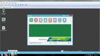 Instalación de Servidor Proxy en Windows Server 2012(De la siguiente pagina pueden descargar CCProxy http://www.youngzsoft.net/ccproxy/, 2014-09-14T03:58:16.000Z)