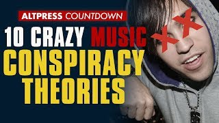 Avril Lavigne DEAD?!? Top 10 Music Conspiracy Theories | ALTPRESS COUNTDOWN