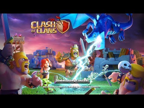 Can't Open Clash Of Clans Game Problem Solved || New Update || Town Hall 12