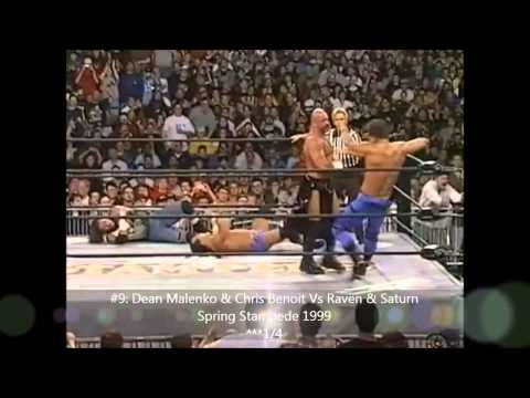 Top 20 WCW Spring Stampede Matches