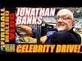 BREAKING BAD JONATHAN BANKS CELEBRITY DRIVE! - FIREBALL MALIBU VLOG 622