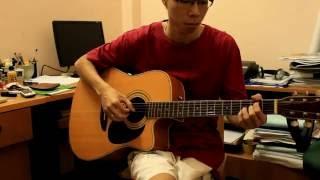 Như Vậy Nhé | Tùng Acoustic (Guitar Cover)