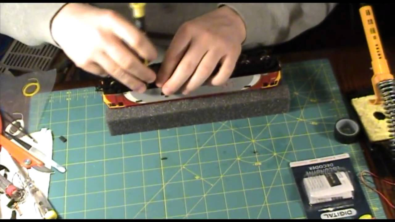 Dc To Dcc In Under 10 Mins Youtube Ho Model Train Wiring Diagrams On Railroad Premium