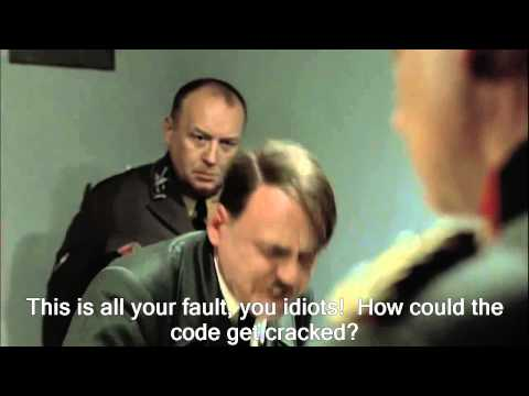 Hitler Reacts To The Imitation Game