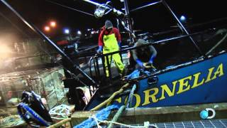 The Cornelia Marie Takes A Brutal Beating | Deadliest Catch