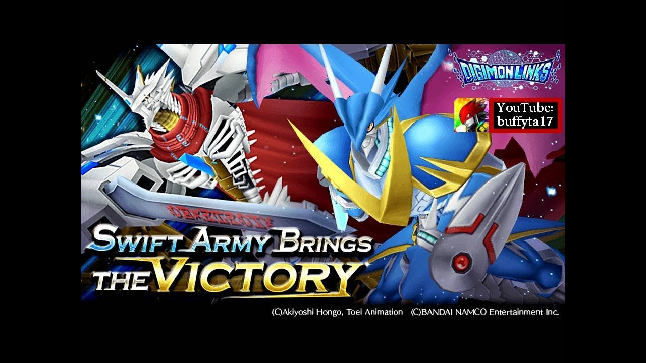 Digimon Links Evento De Ulforceveedramon Y Jesmon Youtube It exceeded the perfection shining from the crystal in saviorhuckmon's chest, assumed its ultimate form, and acquired the title of a royal knight, the highest rank of network security. youtube