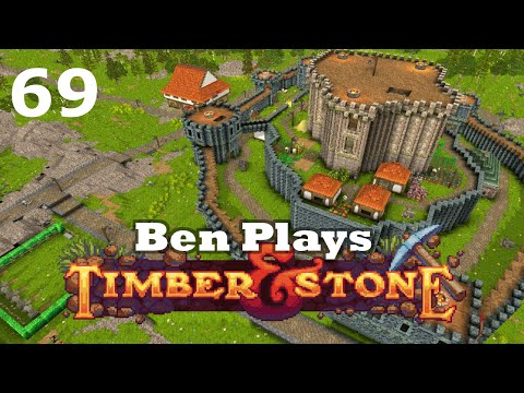 Timber and Stone S2E69 - Talking 1.7 Update and Steam Release