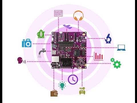 Design an IoT application with the Creator Ci40 dev kit