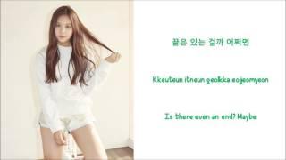 Video The way - Umji (of GFriend) [Shopaholic Louis OST] Lyrics [ENG+ROM] download MP3, 3GP, MP4, WEBM, AVI, FLV Juni 2018