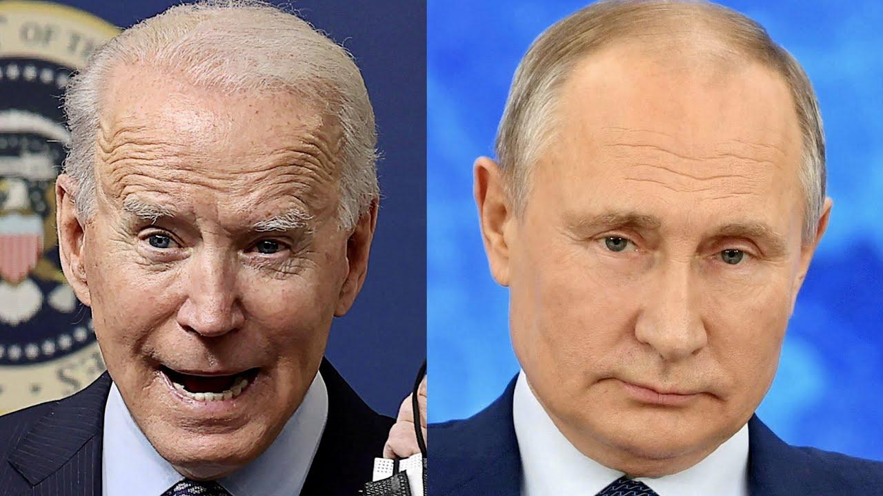 Реакция Путина на слова Байдена