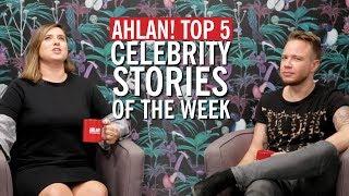 Ahlan! Top 5: Shady Lady Gaga and Lindsay Lohan