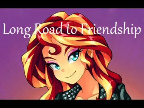 Long Road To Friendship- Step 5: If You're Gonna Come Around