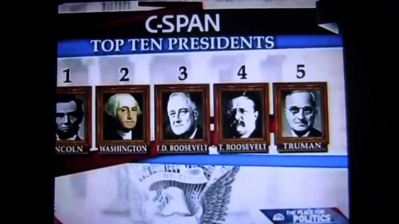 top 10 worst presidents