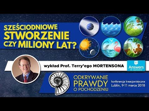 """Prof. Mortenson, """"Sześciodniowe stworzenie czy miliony lat?"""" / #IPPTV Lublin 2018"""