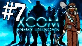 "XCOM Enemy Unknown: ""Чего они добиваются?"" - Часть 7 [Ironman]"