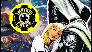SECRET WARS: La destrucción total del Universo Marvel (Parte 1 de 2) - Historia Completa