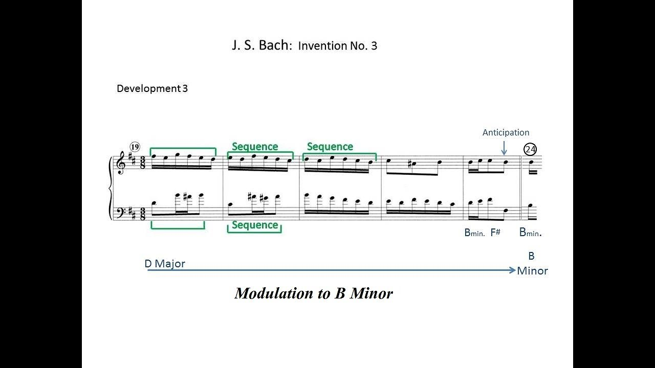 bach invention 3 analysis