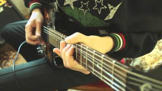 Nirvana   Smells Like Teen Spirit Solo Guitar Cover