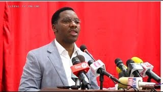 BREAKING: RC MAKONDA Awaweka Mtu Kati Matapeli!