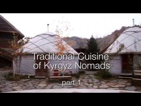 Nomadic Cuisine in Kyrgyzstan: Organic, Halal & Delicious Traditional Foods