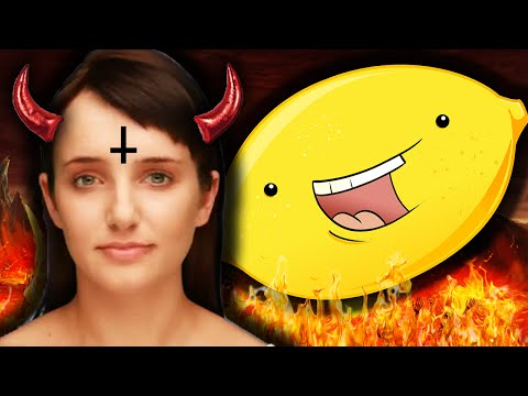 """EVIE'S A SATANIST?!"" - Cleverbot Evie - (Funny Moments)"