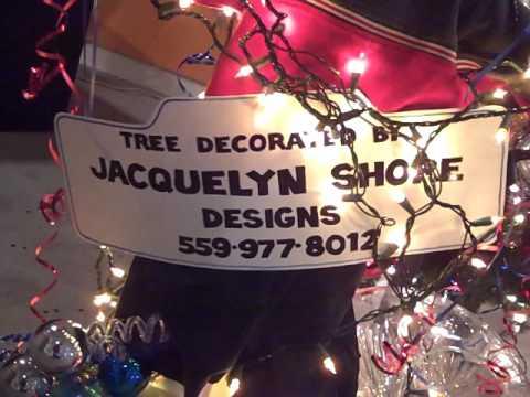 Jacquelyn's Christmas Tree - Fresno Metropolitan Museum