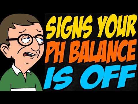 Signs Your pH Balance is Off