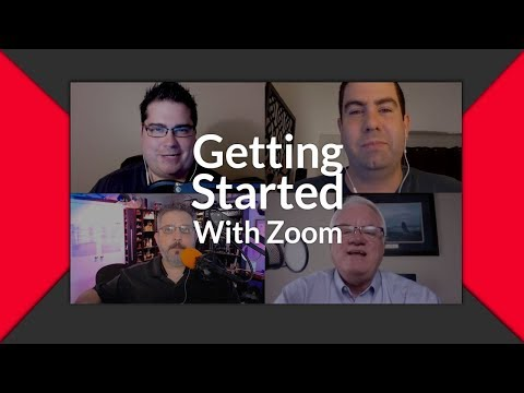 Getting Started with Zoom Video Conferencing