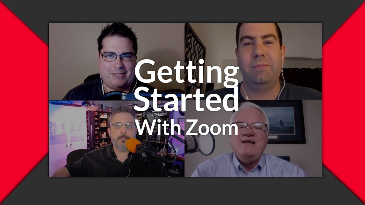 What the Tech? Zoom televideo conferencing