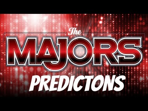 The MAJORS 2018 Predictions | CHERITAISRANDOM