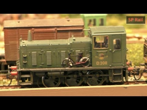 Cambridge Model Railway Exhibition 2015