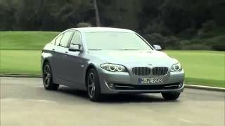 2013 BMW ActiveHybrid 5 Test Drive   5 Series Hybrid Luxury Car Video Review(, 2014-02-12T20:26:51.000Z)