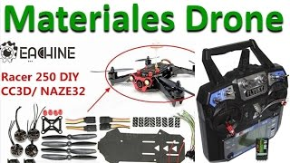 Kit Para Construir Un Drone Casero De Carreras Barato