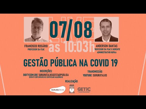 Gestão Pública na COVID19