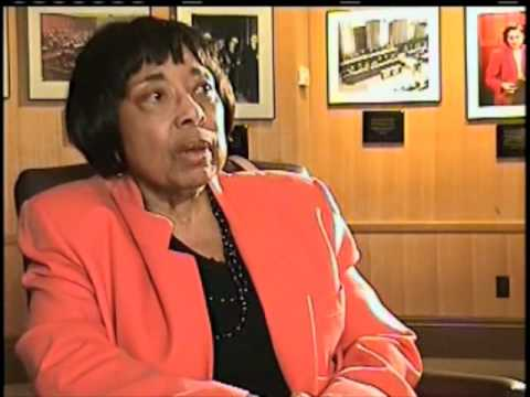 Dorothy Cotton on the Civil Rights Movement