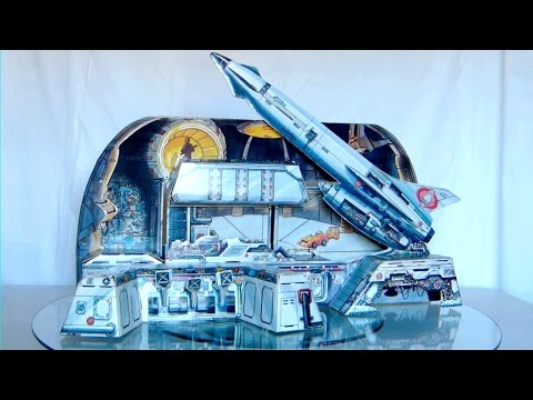 1982 Cobra Missile Command HQ (Sears Exclusive) G.I. Joe review